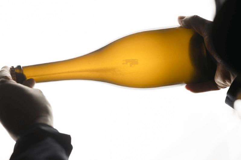 瓶内二次発酵